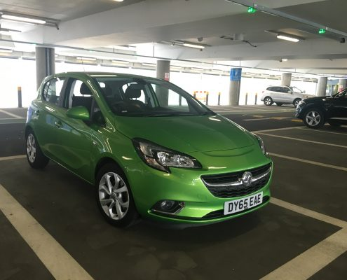 Vauxhall Corsa 1.0 Litre SRi